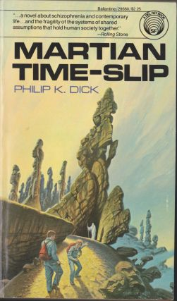 Martian Time-Slip. Philip K. Dick