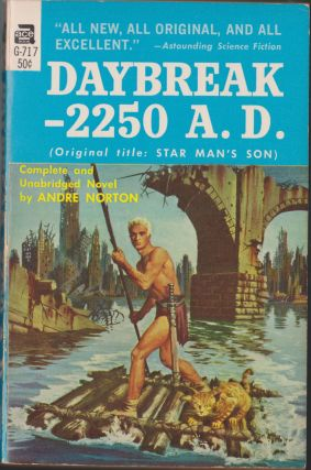 Daybreak - 2250 A. D. Andre Norton