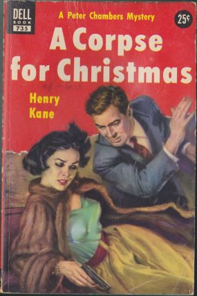 A Corpse For Christmas. Henry Kane