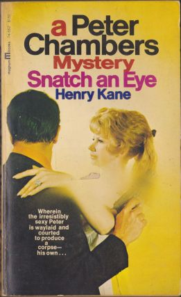 Snatch an Eye. Henry Kane