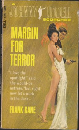 Margin For Terror. Frank Kane