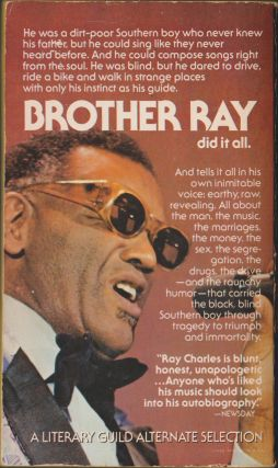 Brother Ray Charles' Own Story