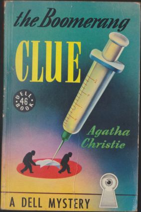 The Boomerang Clue. Agatha Christie