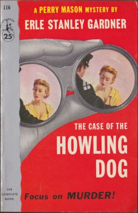 The Case Of The Howling Dog. Erle Stanley Gardner