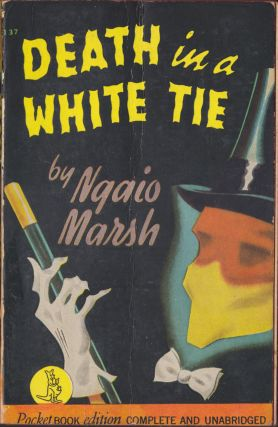 Death In A White Tie. Ngaio Marsh