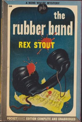 The Rubber Band. Rex Stout