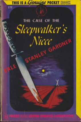 The Case Of The Sleepwalker's Niece. Erle Stanley Gardner