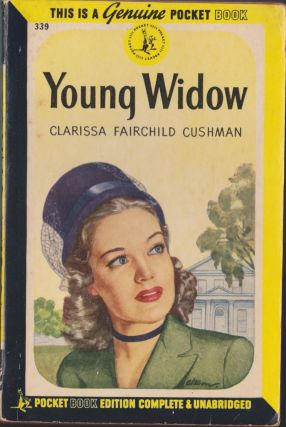 Young Widow. Clarissa Fairchild Cushman