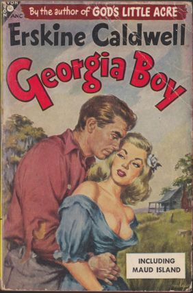 Stories From Georgia Boy And Maud Island. Erskine Caldwell