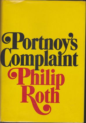 Portnoy's Complaint. Philip Roth