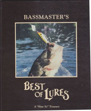 Bassmaster's Best Of Lures. Dave Precht