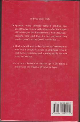 Odds, Sods And Racing Certs; Horse Laughs, Winning One-Liners and Off-Beat Tales of the Turf
