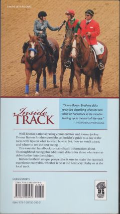 Inside Track, Insider's Guide To Horse Racing