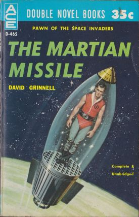 The Atlantic Abomination / The Martian Missile