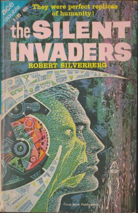 The Silent Invaders / Battle On Venus. Robert Silverberg, William F. Temple