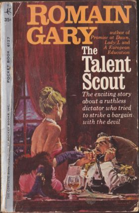 The Talent Scout. Romain Gary
