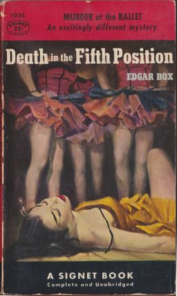 Death In The Fifth Position. Edgar Box