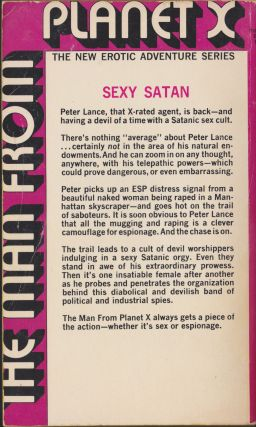 The Devil To Pay; The Man From Planet X 3