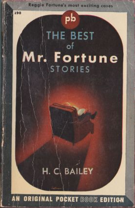 The Best Of Mr. Fortune Stories. H. C. Bailey