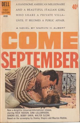 Come September. Marvin H. Albert