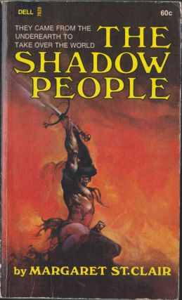 The Shadow People. Margaret St. Clair