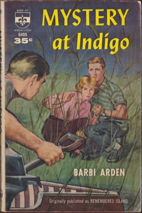 Mystery At Indigo. Barbi Arden