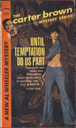 Until Temptation Do Us Part. Carter Brown