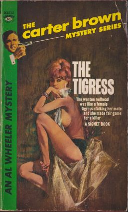 The Tigress. Carter Brown
