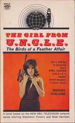 The Birds Of A Feather Affair (The Girl From U.N.C.L.E.). Michael Avallone