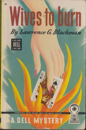 Wives To Burn. Lawrence G. Blochman