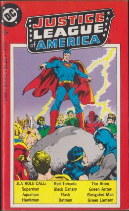 Justice League Of America. DC Comics