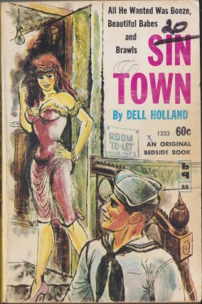 Sin Town. Dell Holland