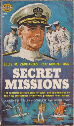 Secret Missions. Ellis M. Zacharias