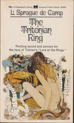 The Tritonian Ring. L. Sprague De Camp