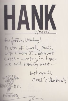 Hank: The Life Of Charles Bukowski