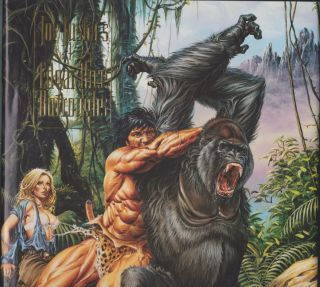 Joe Jusko's Art Of Edgar Rice Burroughs. Joe Jusko