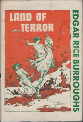 Land Of Terror. Edgar Rice Burroughs