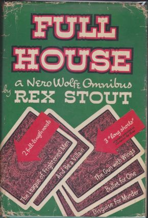 Full House. Rex Stout