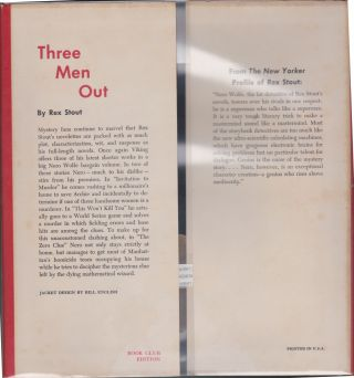 Three Men Out